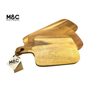 Set of 3 Nellie Series Serving Board