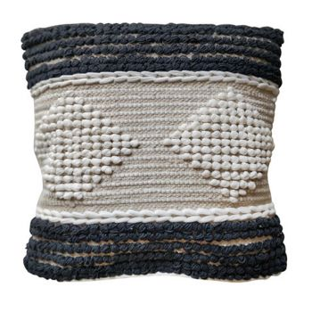 6 Stripe Cushion With Fill
