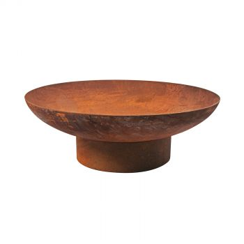 Rusted Fire Pit | 70cm Diameter