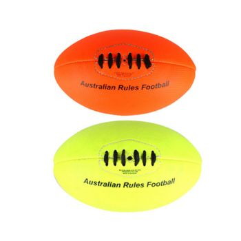 OZ Rules Football Full Size Inflatable High Quality 28cm