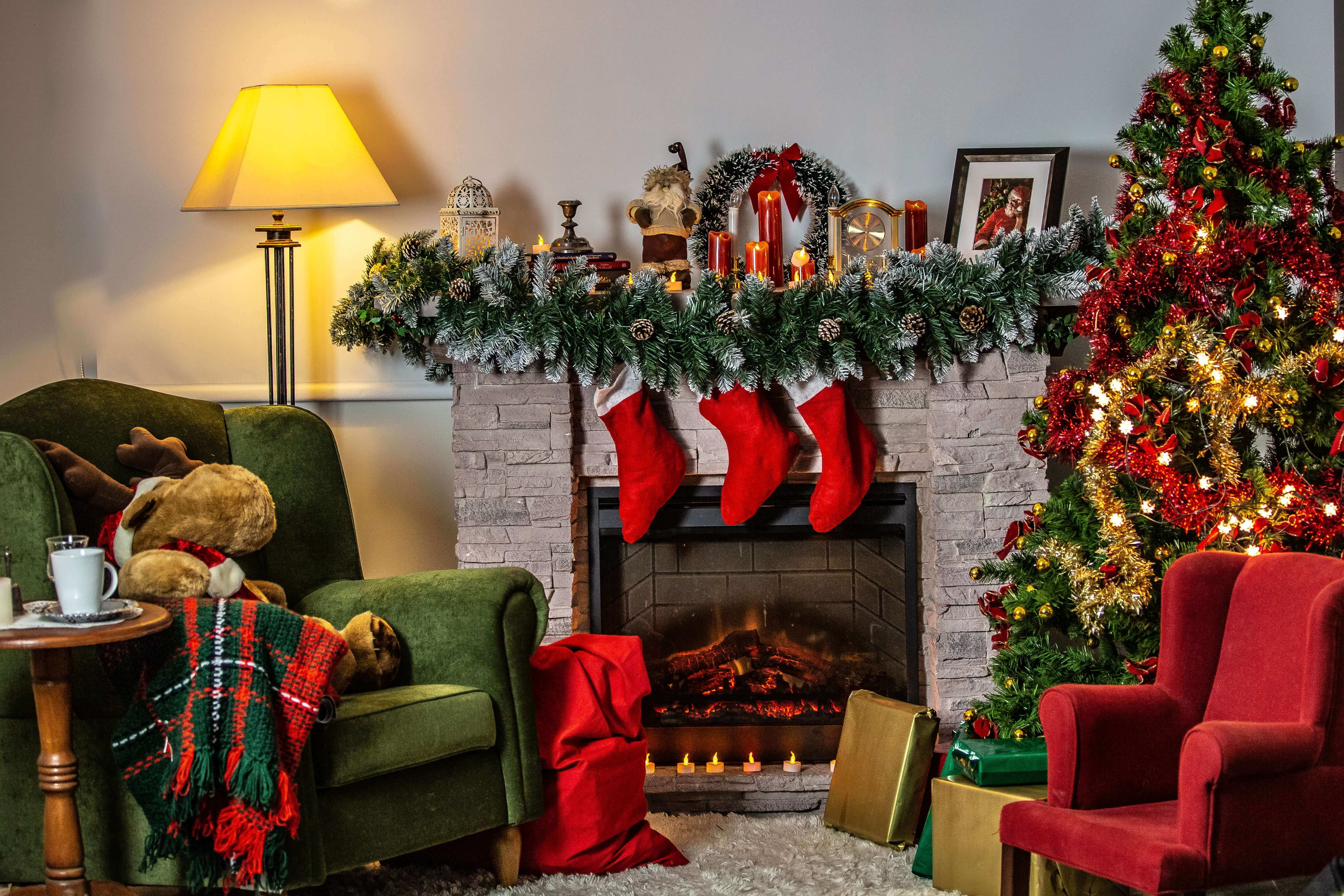 All Your Favourite Christmas Decorations In One Place